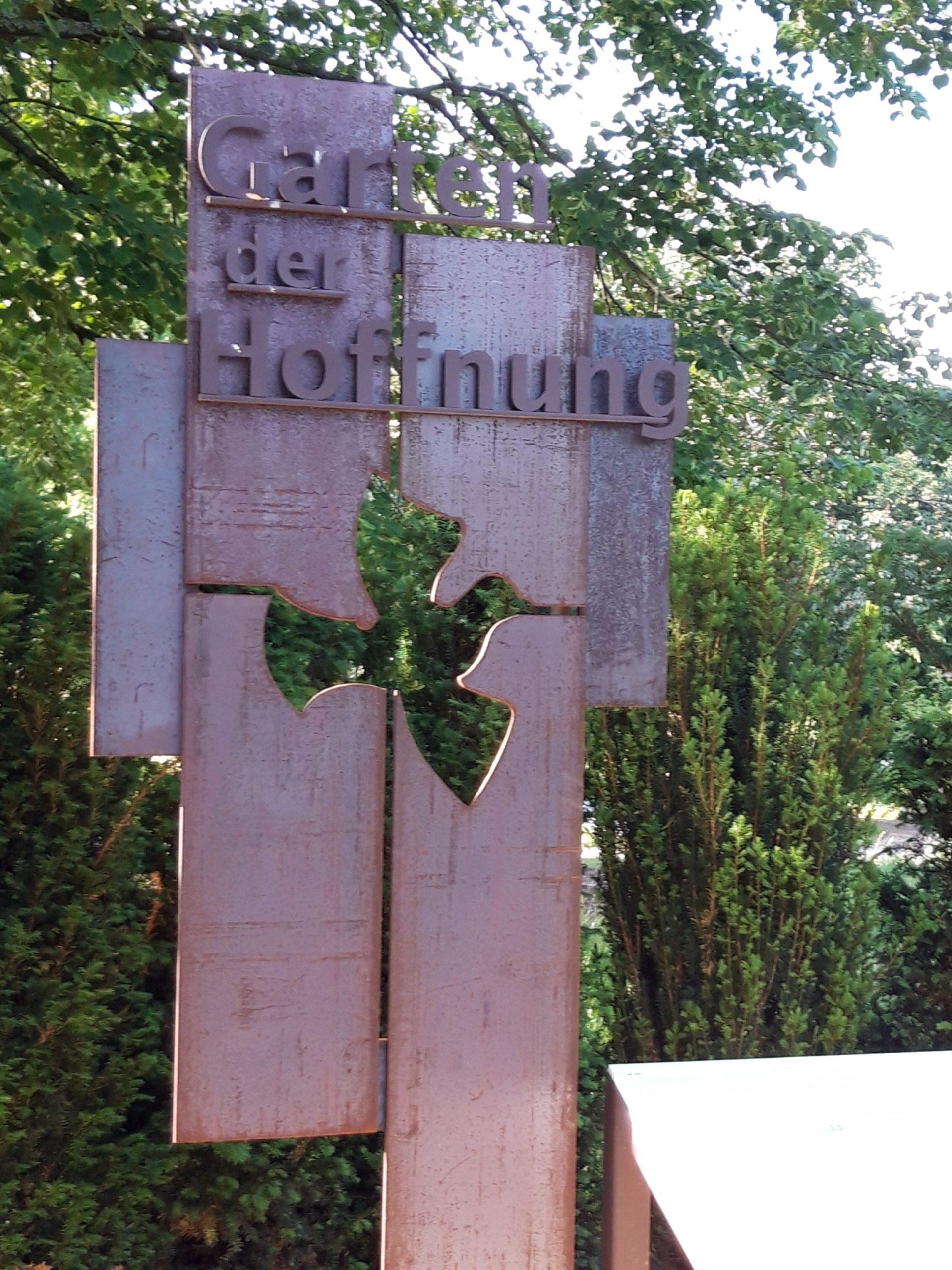 Wochenende mit dem Garten der Hoffnung 08. – 10. Juli 2022