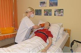 Pflegeberuf mal ausprobieren