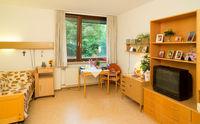 Beispiel Bewohnerzimmer